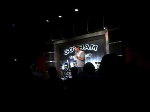 Rich Davis Stand-Up Live @ Gotham NYC (June 8, 2010) (part 2/2)