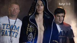 Batyr Jukembaev (KAZ) vs Istvan Dernanecz (HUN)