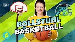 Rollstuhlbasketball - Die Sportmacher | ZDFtivi