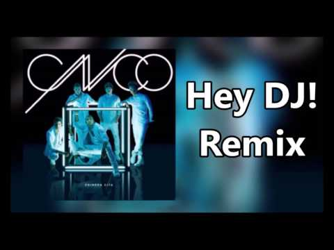 CNCO - Hey DJ! Remix Ft. Yandel | Lyric Video