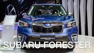 [VMS18] Chi tiết Subaru Forester 2019 - trang bị ấn tượng, động cơ chưa xứng | Xe.tinhte.vn