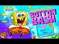 SpongeBob SquarePants - Bikini Bottom Button Bash - Funny Cartoon Games New Episodes HD