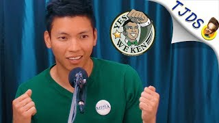 GREEN Party Set To Win Ca. Congressional Seat! w/Kenneth Mejia