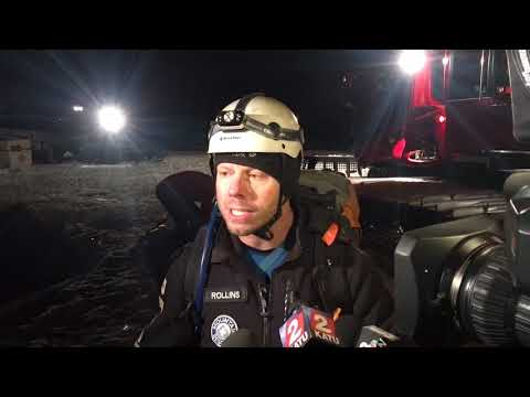 Rescuer describes conditions on Mt. Hood, rescuing climber