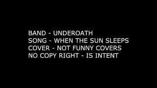 underoath - when the sun sleeps (vox cover)