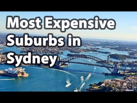 Most Expensive Suburbs In Sydney. Sydney Property
