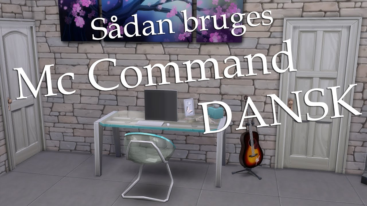 sims 4 how to add mc command cente