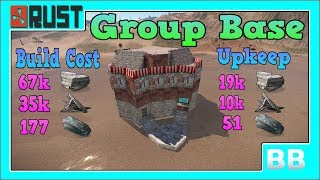 Rust 3.2 Group Base Design