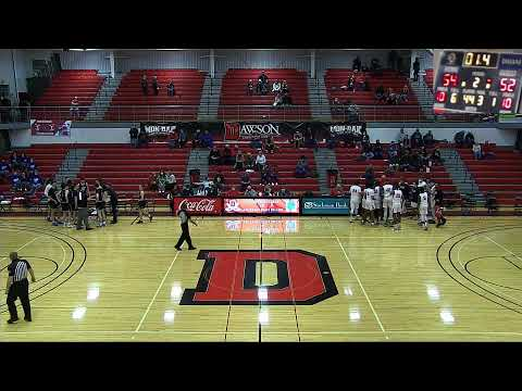 DCC WBB vs Lake Region State College