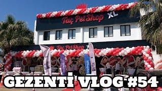 Gezenti Vlog #54 (Taç Petshop XL Açılışı)