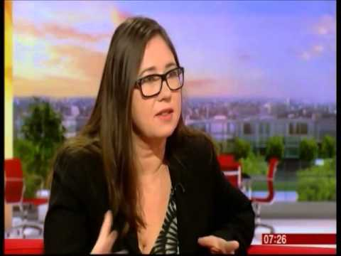 Domestic Abuse Solicitor Rachel Horman BBC Breakfast News 22 January 2014