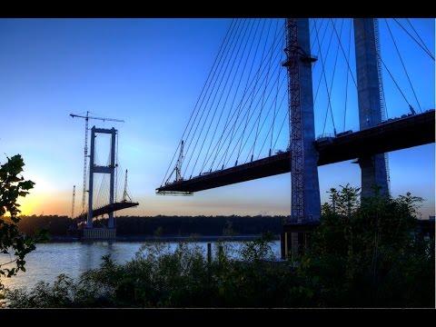 Buckland & Taylor - Construction Engineering - John James Audubon Bridge