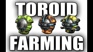 Warframe - Toroid Farming Guide