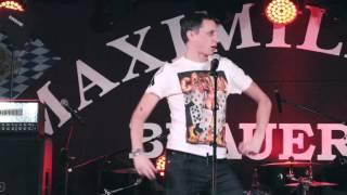 Comedy Club: Вадик «Рэмбо» Галыгин в «Максимилианс» Тюмень, 11 октября 2015