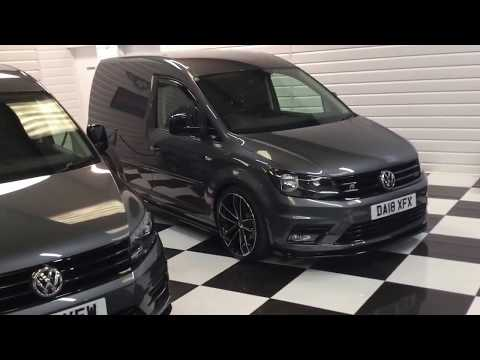 2018 (18) Volkswagen Caddy 2.0 TDi Highline (For Sale)