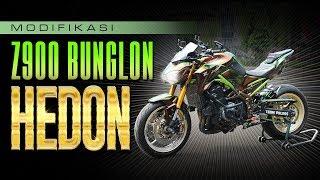 Modifikasi : Gaya Hedon Z900 Bunglon