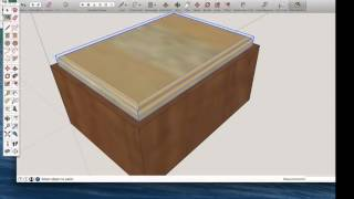 Draw a Box in SketchUp
