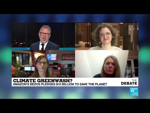 Climate greenwash? Amazon's
