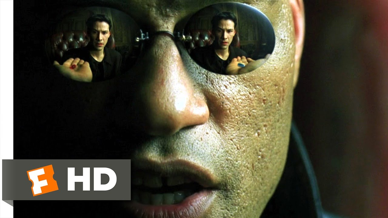 Blue Pill or Red Pill - The Matrix (2/9) Movie CLIP (1999) HD