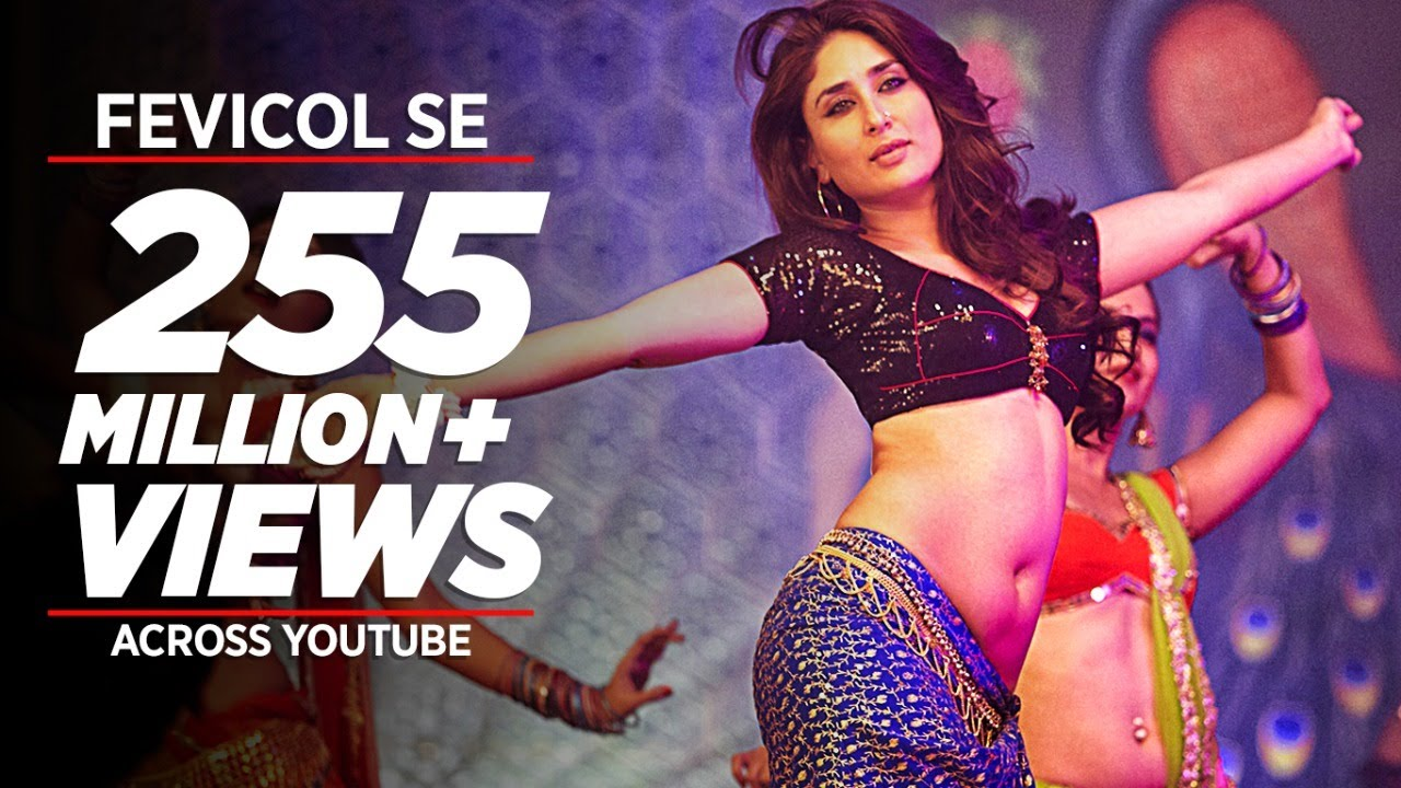Fevicol Se Full Video Song Dabangg 2 Official  Kareena