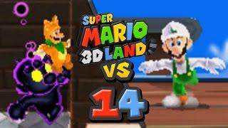 Let's Race: Super Mario 3D Land - Episode 14: When The Going Gets Tough!