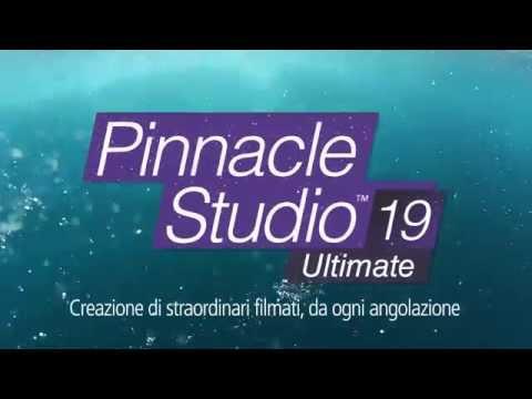 Pinnacle Studio 19 Italiano