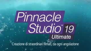 Pinnacle Studio 19 (Italiano)