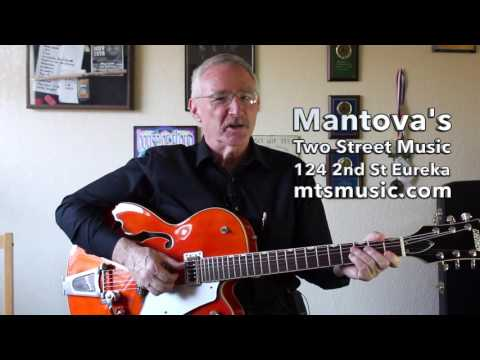 Mantova's Two Street Music - Shop Eureka
