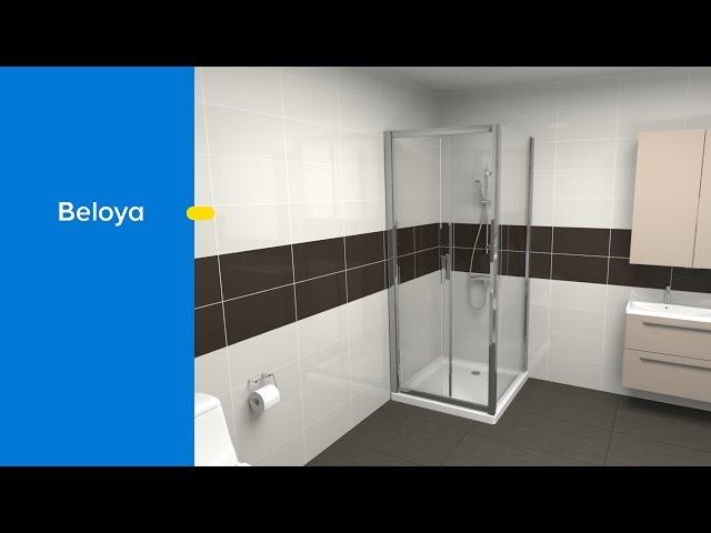 Beloya Une Paroi De Douche Modulable Pour Toute Les Salle