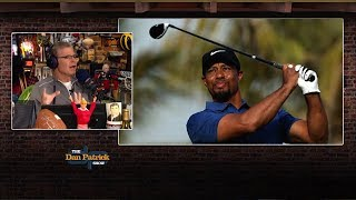 Where's Tiger? Dan Patrick Reacts to The Undefeated's 50 Greatest Black Athletes List | 8/9/17