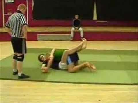 Phil Williams v. Pete Hodgson - DUMMA Fight #1