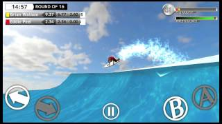 world surf tour bcm surfing game preview long ver ios android