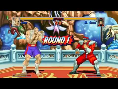 Super Street Fighter II Turbo HD Remix Mugen + Download
