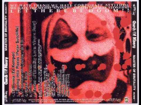 Church of Misery - Master of Brutality (Full Album - 2001)