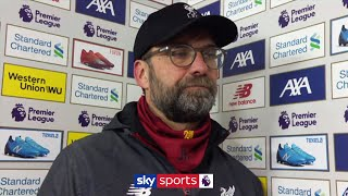 """I was relieved when Mo scored!"" 