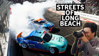 How to Shoot a Formula Drift Event, With Larry Chen: Formula Drift Long Beach!