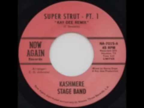 Kashmere Stage Band - Super Strut Pt. I mp3