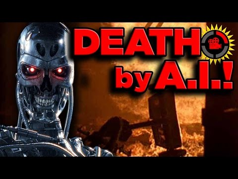 Film Theory: Terminator's Skynet is Coming!