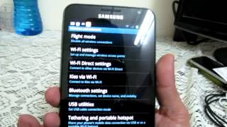 Samsung Galaxy Note Extra Features, Hidden Options, Tips & Tricks Part 1