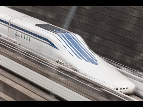 Yamanashi Prefectural Maglev Exhibition Center Introduction video