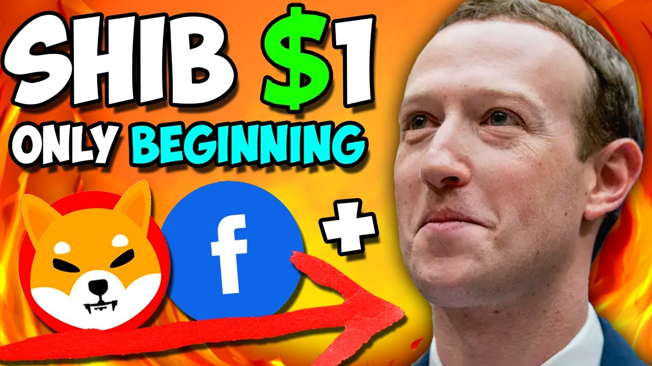 Download *POWERFUL* WHAT FACEBOOK JUST DID WITH SHIBA INU TO HELP IT REACH $1 THIS YEAR?? - EXPLAINED