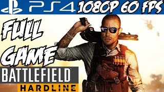 Battlefield Hardline Walkthrough Part 1 Full Gameplay Campaign Let