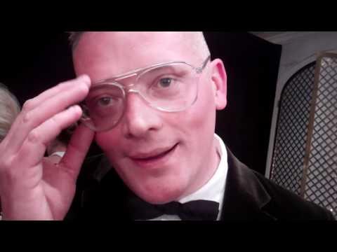 Giles Deacon at the British Fashion Awards    Grazia UK