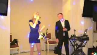 Музыка на свадьбу, праздник, Одесса, SGroup - Королева вдохновения (live) cover Михайлов, Бужинская