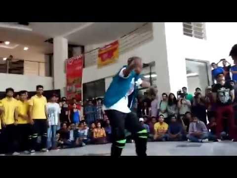 Street Dance at Rendezvous 2014, IIT Delhi - 4