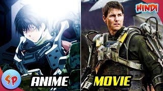 Top 10 Hollywood Movies based on Anime/Manga | Explained in Hindi | Anime India