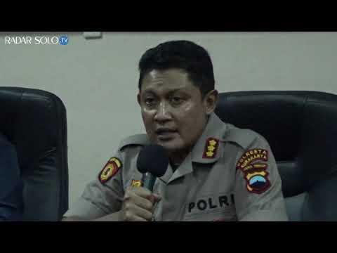 POLISI TANGKAP 10 PELAKU SWEPING DI SOLO, 2 DI TEMBAK Mp3