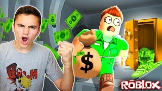 I'M ROBBING A BANK! (Roblox Mad City) - Neo The One