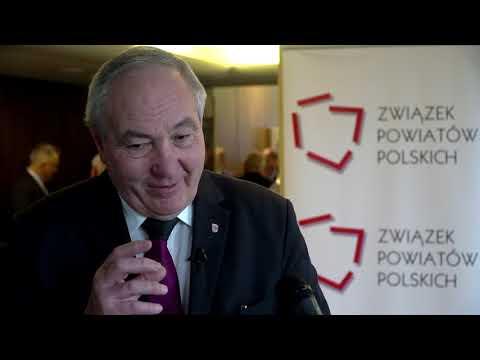 Poseł na Sejm RP Kazimierz Kotowski podczas XXIV Zgromadzenia Ogólnego ZPP