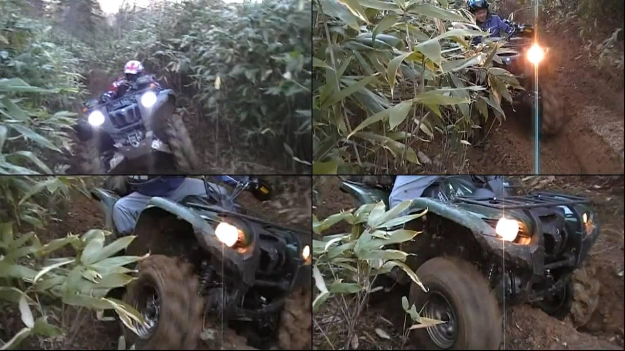4 Yamaha Grizzly 700 Mudding Japane 5 1 4